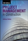 Image for Project management in construction