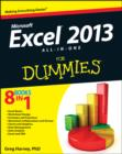 Image for Excel 2013 all-in-one for dummies