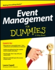 Image for Event management for dummies