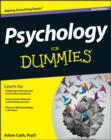 Image for Psychology for dummies