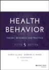 Image for Health behavior  : theory, research, and practice