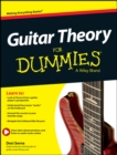 Image for Guitar theory for dummies