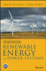 Image for Renewable Energy in Power Systems