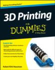 Image for 3D printing for dummies
