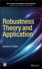 Image for Robustness theory and application
