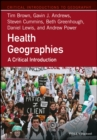 Image for Health geographies  : a critical introduction
