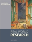 Image for Real world research  : a resource for users of social research methods in applied settings