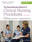 Image for The Royal Marsden manual of clinical nursing procedures
