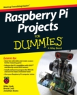 Image for Raspberry Pi projects for dummies