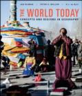 Image for The world today  : concepts and regions in geography