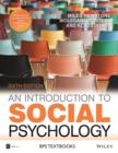 Image for An introduction to social psychology