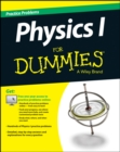 Image for 1,001 Physics I practice problems for dummies