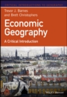 Image for Economic geography  : a critical introduction