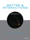 Image for Matter and interactions