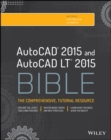 Image for AutoCAD 2015 and AutoCAD LT 2015 bible