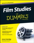Image for Film studies for dummies