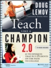 Image for Teach like a champion 2.0  : 62 techniques that put students on the path to college