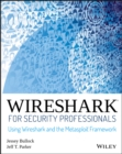 Image for Wireshark for security professionals  : using Wireshark and the Metasploit Framework