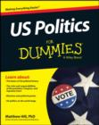 Image for American politics for dummies