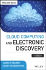 Image for Cloud computing and electronic discovery