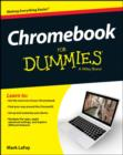 Image for Chromebook for dummies