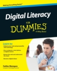 Image for Digital literacy for dummies