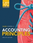 Image for Accounting principlesVolume 1,: Chapters 1-12