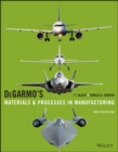 Image for Degarmo's materials and processes in manufacturing