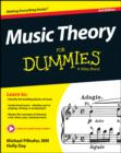 Image for Music theory for dummies