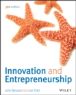 Image for Innovation and entrepreneurship