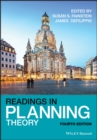Image for Readings in planning theory