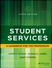 Image for Student services  : a handbook for the profession