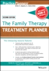 Image for The family therapy treatment planner