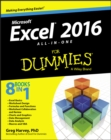 Image for Excel 2016 all-in-one for dummies