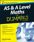 Image for AS & A level maths for dummies