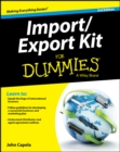 Image for Import/export kit for dummies