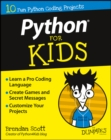 Image for Python for kids for dummies