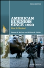 Image for American business since 1920  : how it worked