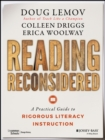 Image for Reading reconsidered  : a practical guide to rigorous literacy instruction