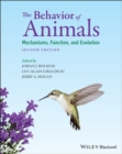 Image for The Behavior of Animals : Mechanisms, Function and Evolution