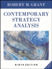 Image for Contemporary strategy analysis  : text and cases