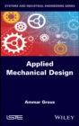 Image for Applied mechanical design
