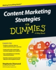 Image for Content marketing strategies for dummies