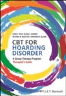 Image for CBT for hoarding disorder: a group therapy program. : Therapist's guide