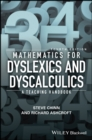 Image for Mathematics for dyslexics and dyscalculics  : a teaching handbook