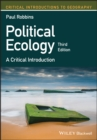 Image for Political ecology  : a critical introduction