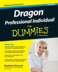 Image for Dragon professional individual for dummies