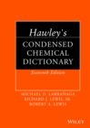 Image for Hawley's condensed chemical dictionary.