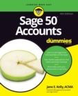 Image for Sage 50 Accounts for dummies
