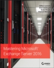 Image for Mastering Microsoft Exchange Server 2016